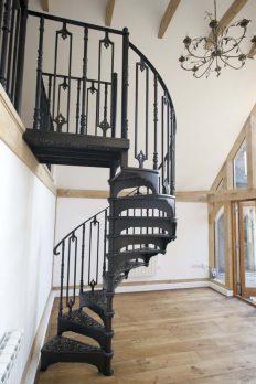 SPV3-3 – Victorian Spiral Stairs