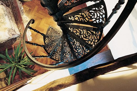 SPV5-2 – Victorian Spiral Stairs