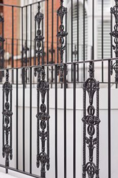 RWI-20 – Wrought Iron Railings