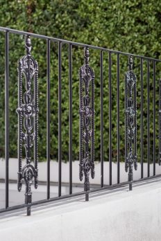 RWI-22 – Wrought Iron Railings