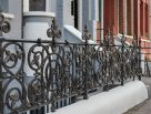 Decorative Wall Top Railings
