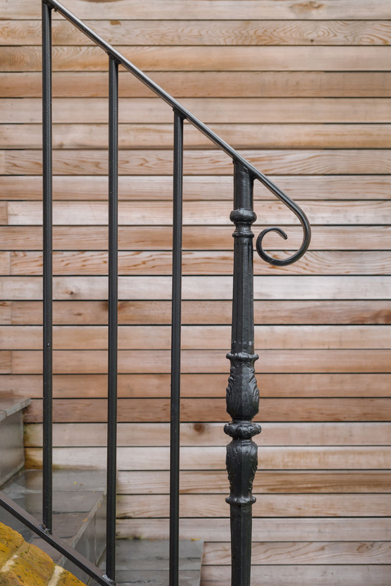 Metal Staircase Balustrade