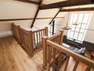 Solid Timber Balustrade