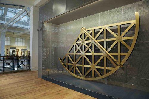 Science Museum Railing