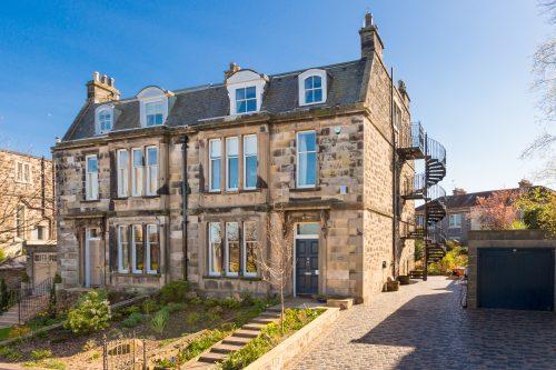 Scottish Spiral Staircase